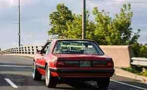 1988 Ford Mustang 5.0 LX Notchback