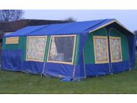 Sunncamp 350 se 8 berth trailer tent