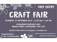 A Fair to Remember Craft Fair