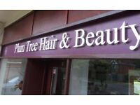 Haircuts, & Blow-dries available tomorrow at Plum Tree Hair & Beauty from £8