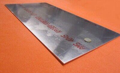7075 Aluminum Sheet T6 .125 18 Thick X 12.0 Width X 24.0 Length