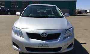 CLEAN Toyota Corolla 2009 with low mileage
