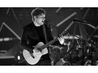 ED SHEERAN TICKETS @ Etihad Stadium Manchester - Sun 27th May