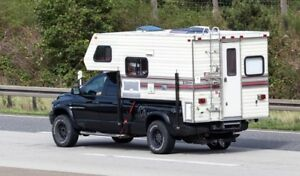 ISO camper to put on top of truck