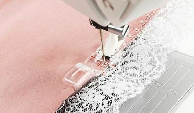 Viking Husqvarna Sewing Machine Join & Edging Foot 4132488-45 Fit 1-7 Machine***