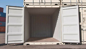 SEACANS FOR SALE / Storage & Shipping Containers Revelstoke British Columbia image 1