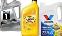 Lube oil and Filter.   Great Prices!! Contact Me.