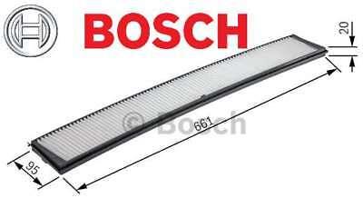 BMW E46 3 Series Carbon Pollen Filter BOSCH 1 987 432 336  OE 64319216590