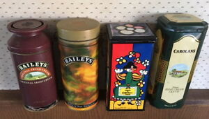 Collectable Tins