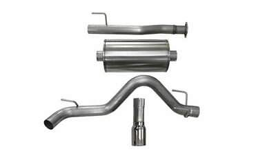 Corsa Single Side Exit Catback Exhaust System for 16-19 Toyota Tacoma # 14917