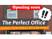 Shop to let *NewShopFront* #VerylowRent perfect for a office - Don't miss out