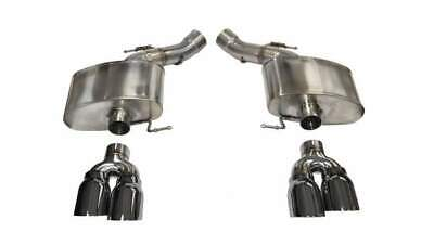- Corsa Dual Rear Exit Axle-Back Exhaust System for 12-18 BMW M6 4.4L V8 # 14929