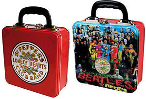 The-Beatles-Sgt-Peppers-Tin-Tote-Metal-Lunch-Box-With-Handle-New-Official