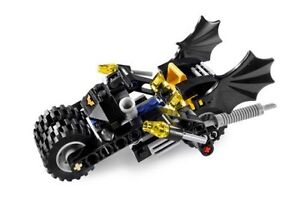 LEGO-7886-Batman-The-Batcycle-Motorcycle-Vehicle-No-Stickers