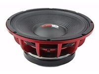 DS18 PRO-BLF12 PRO Series 12-Inch 1600 Watts Subwoofer