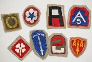 Army Patch Lot