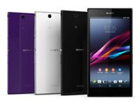 sony xperia Z smartphone series unlock/lock, uk spec