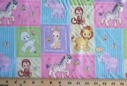 Baby Fabric Prints Cotton