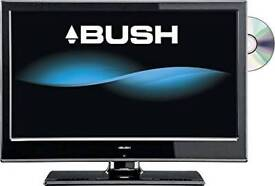 BUSH 19 Inch 12V Digital Freeview TV DVD Combi for Home or Caravan Charger included