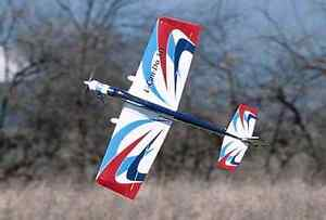Great Planes U can do 3D with OS 91 four stroke surpass II