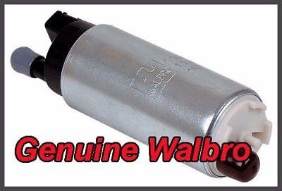 Walbro High Pressure & High Flow Universal Fuel Pump & Install kit #41