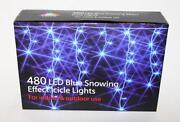 480 Icicle Lights