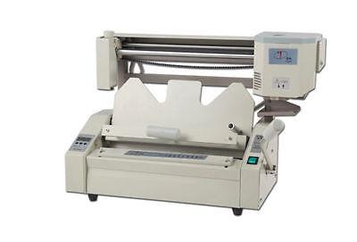 A4 Book Binding Machine Hot Melt Glue Book Paper Binder Puncher 220v110v