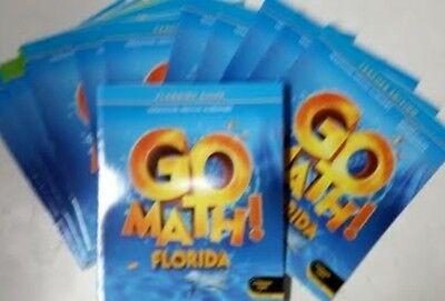 Common Core Kindergarten (Kindergarten Go Math Common Core Teacher Edition Set Chapters 1-12 +PG Grade)
