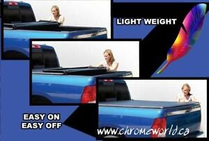#NEW Tonneau Cover - RAM FORD TOYOTA GMC CHEVY NISSAN  INSTALLED