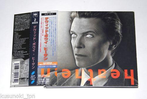 David Bowie Heathen Music Ebay
