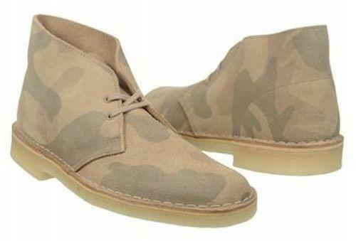 Clarks Camo Men S Shoes Ebay