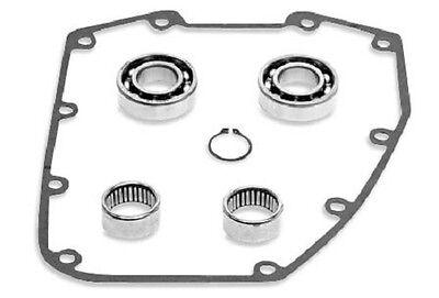 Andrews Gear Drive Twin Cams Installation Kit Bearings Gasket Harley - 288901