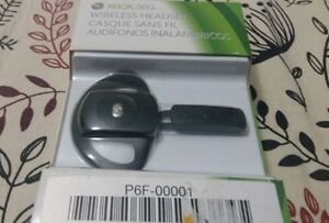 XBOX 360 Wireless Headset & PS3 Bluetooth headsets