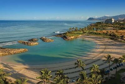Marriott Ko Olina Beach Club , Kapolei Oahu, Hawaii Free Closing!! No Reserve!