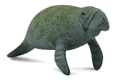 MANATEE - Sealife Model by CollectA 88455 *New with Tag*