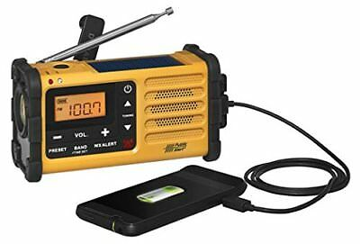 Sangean MMR-88 AM/FM/Weather+Alert Emergency Digital Radio