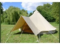 Bell Tent Porch Awning