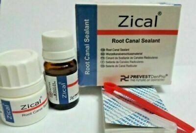 Prevest Denpro Zical Root Canal Sealant Radiopaque Antimicrobial Cement