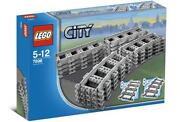 Lego City Train Track