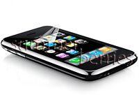 Apple iPhone 3G Clear Screen Protector w/ Micro-Fiber Cloth