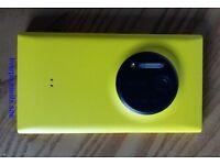 Nokia Lumia 1020 32GB Yellow (Unlocked) Smartphone 41MP camera(windows 8)