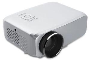 New in Box - Aduro VP20 Portable LED Multi Media Projector