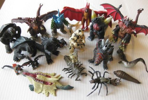 Godzilla Huge Ebay