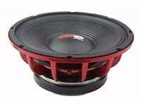 New - DS18 PRO-BLF12 PRO Series 12-Inch 1600 Watts Subwoofer