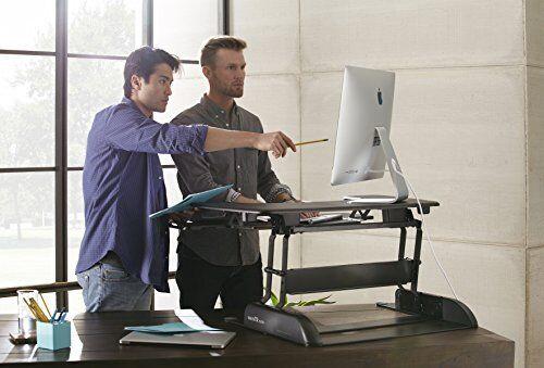 VARIDESK 49900 - Height-Adjustable Standing Desk - Pro Plus