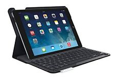 Buy and sell Logitech Type+ Protective Wireless Keyboard Folio Cover Case iPad Air - Black near me