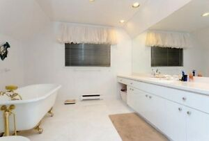 Fully Furnished House with a Personal Swimming Pool! North Shore Greater Vancouver Area image 2