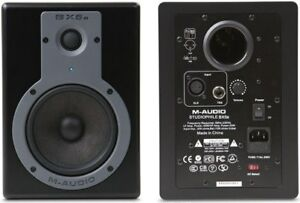 M-Audio BX5a studio monitors Mint. active powered speakers