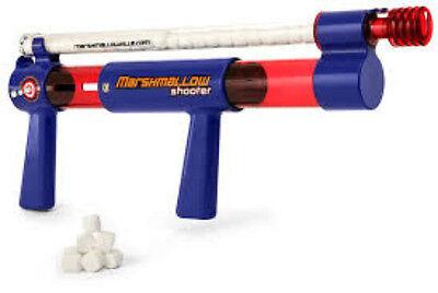 Marshmallow Shooter Gun Shoot Mini Marshmellow Toy  Rapid Fire Classic New Blast - Rapid Fire Marshmallow Shooter