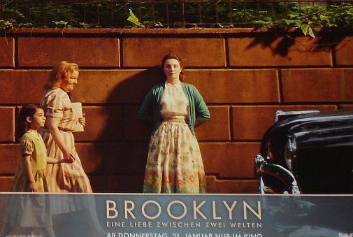 BROOKLYN - Lobby Cards Set - Saoirse Ronan, Domhnall Gleeson